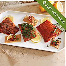 harry and david salmon trio coupon